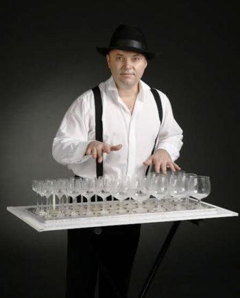 Glass Harp Player in the UAE