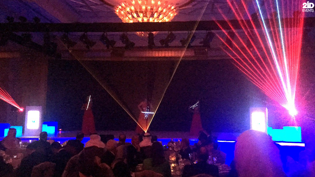 LASER STRING TRIO FOR THE KNOWLEDGE SUMMIT