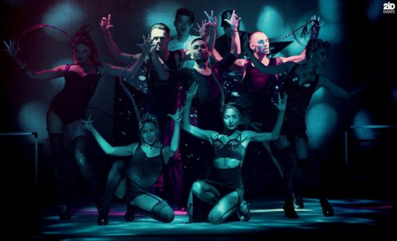 Dance Art Group in Dubai