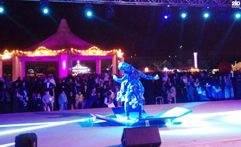 ENTERTAINMENT FOR FAMILY EVENT IN RIYADH