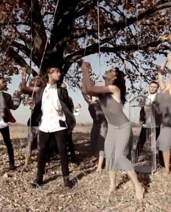 Modern choreography in Dubai
