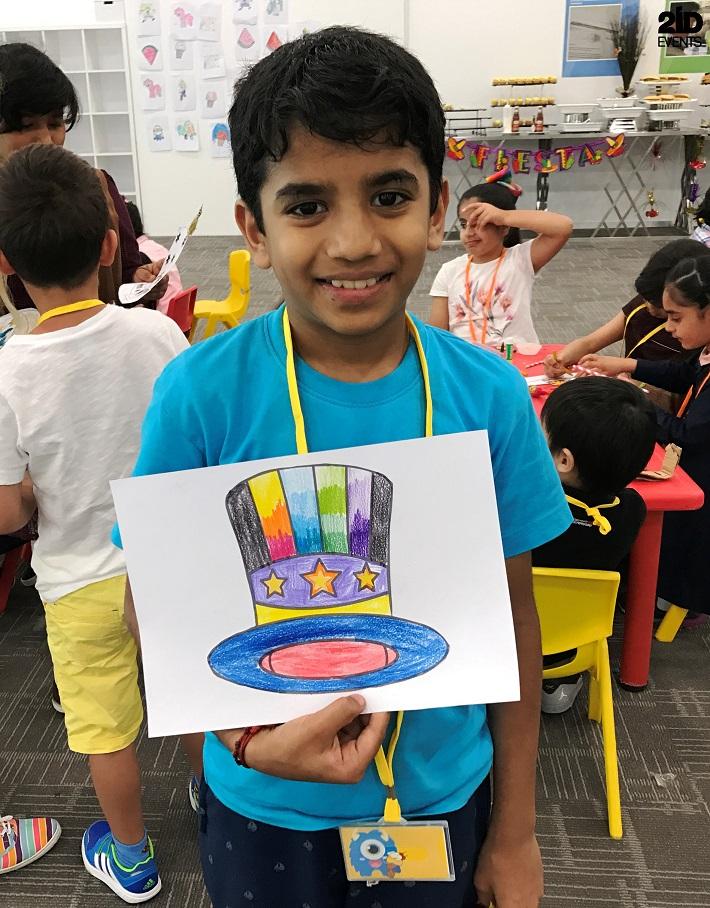 12 - ACTIVITIES FOR KIDS` EVENT