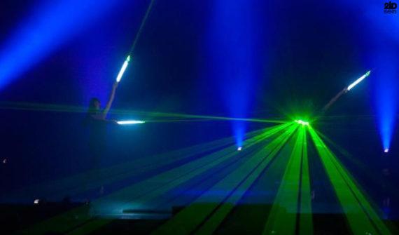 Light Kaleidoscope Show in Dubai