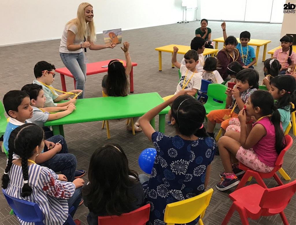 4 - ACTIVITIES FOR KIDS` EVENT