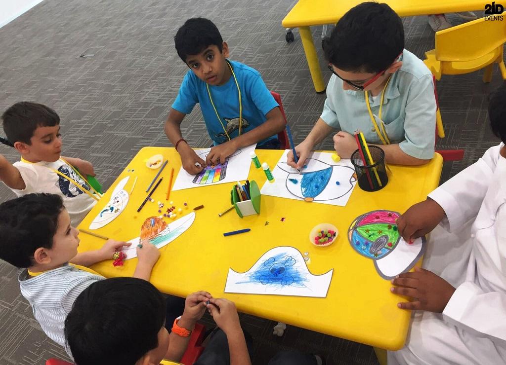 5 - ACTIVITIES FOR KIDS` EVENT
