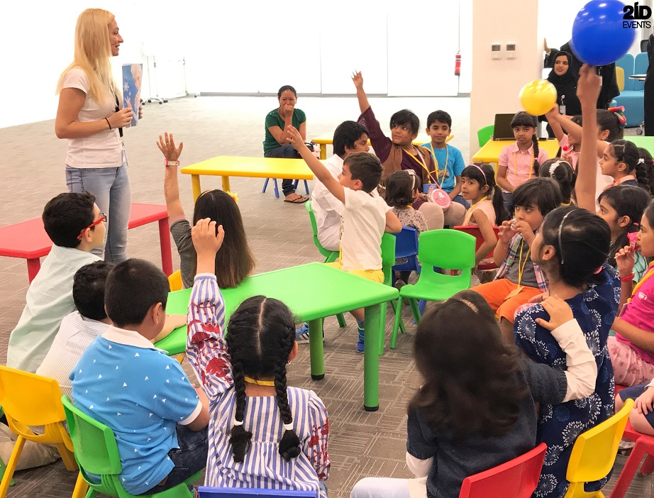 ACTIVITIES FOR KIDS` EVENT
