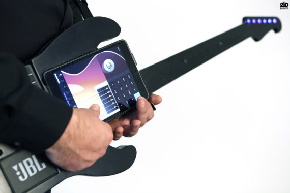 IPad Musicians in the UAE