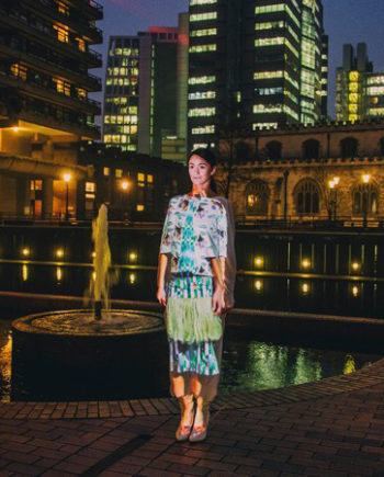 Fashion Roaming Projection in the UAE
