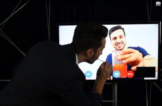 Screen Magic Tricks in the UAE