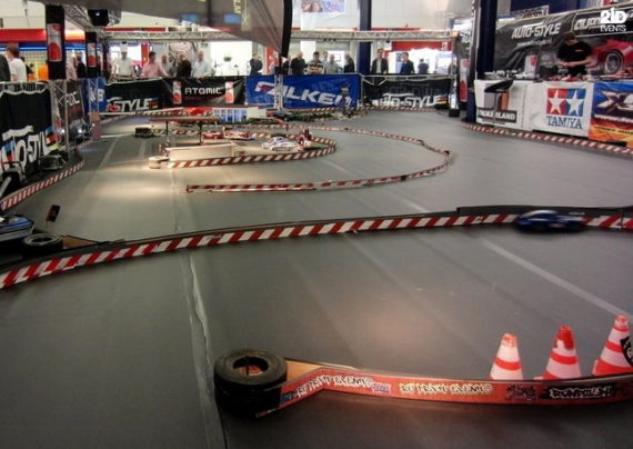 Toy Cars Racing in the UAE