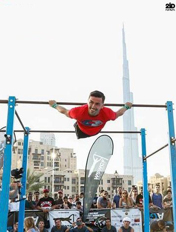 Sport Performers in the UAE