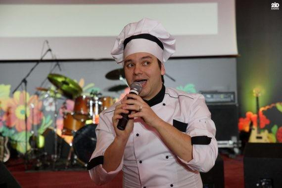 SINGING CHEFS SHOW IN DUBAI