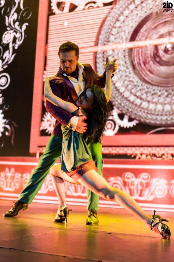 MUSICAL DANCE SHOW IN DUBAI