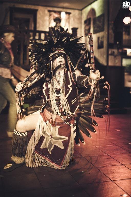 AMERICAN INDIAN SHOW IN DUBAI