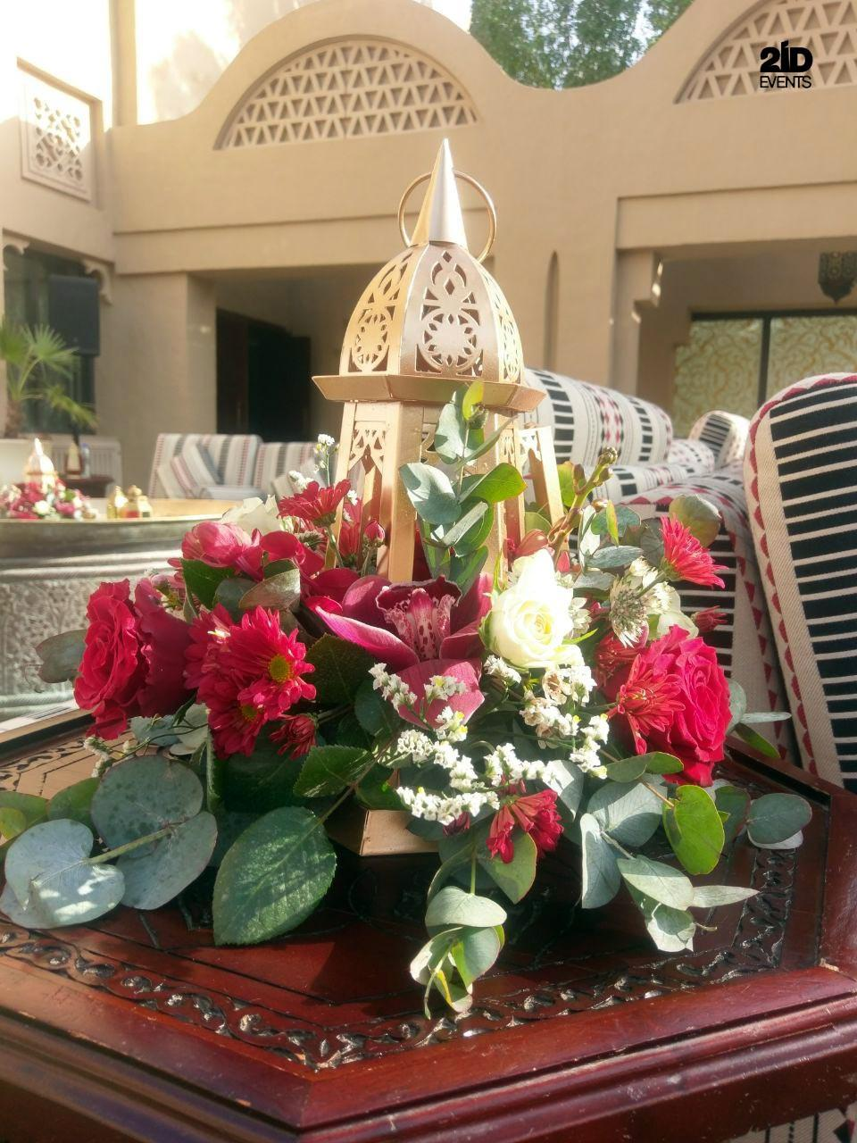 5 - ARABIAN STYLE DECOR FOR CORPORATE EVENT