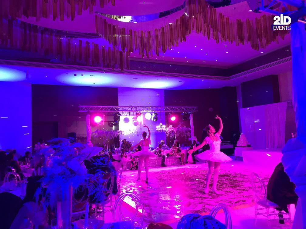 DANCERS FOR WEDDING RECEPTION