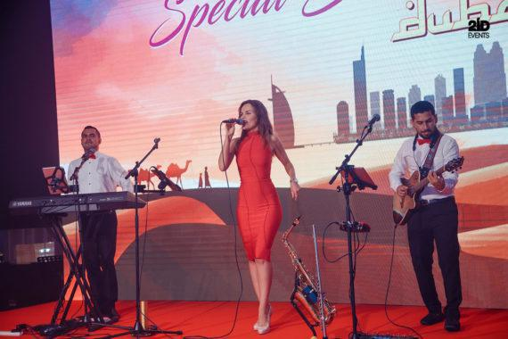 MULTI-TALENTED COVER BAND IN THE UAE