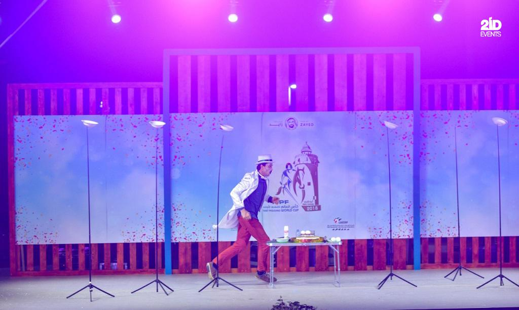 17 - ENTERTAINMENT FOR TENT PEGGING CHAMPIONSHIP 2018