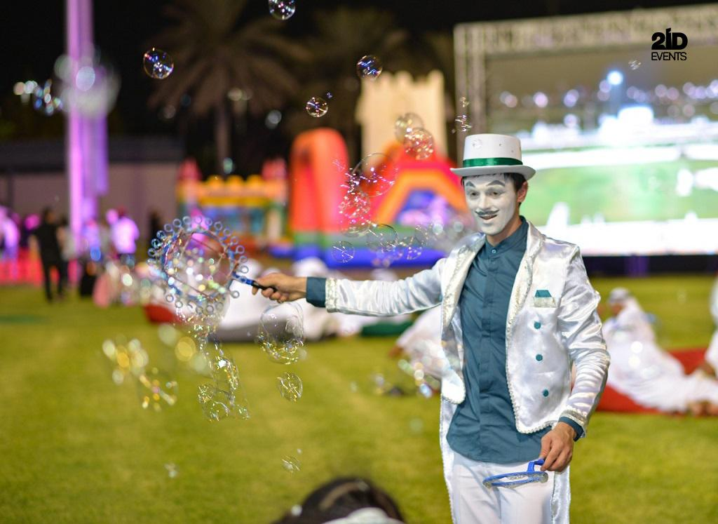 18 - ENTERTAINMENT FOR TENT PEGGING CHAMPIONSHIP 2018