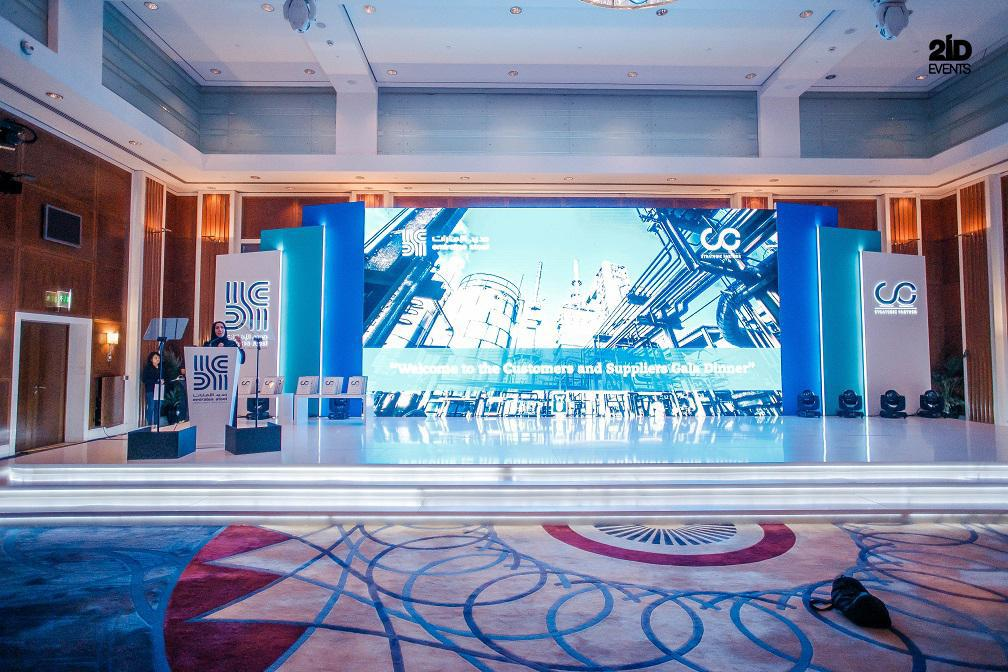 2 1 - ENTERTAINMENT FOR EMIRATES STEEL CORPORATE EVENT