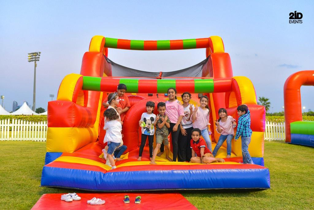 21 - ENTERTAINMENT FOR TENT PEGGING CHAMPIONSHIP 2018