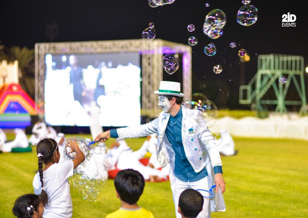 24 - ENTERTAINMENT FOR TENT PEGGING CHAMPIONSHIP 2018