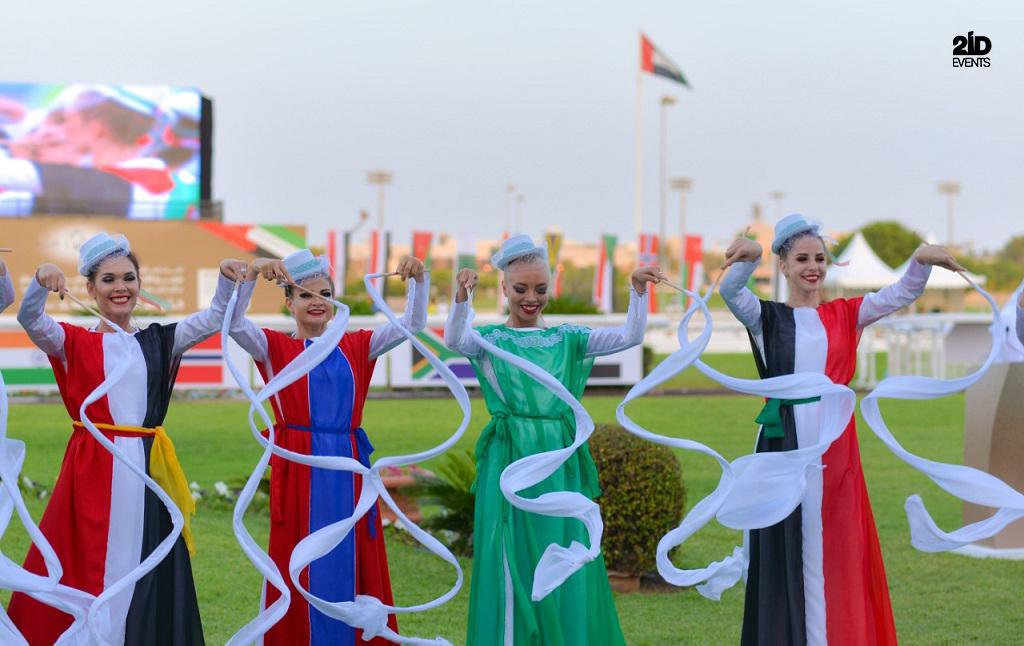 ENTERTAINMENT FOR TENT PEGGING CHAMPIONSHIP 2018