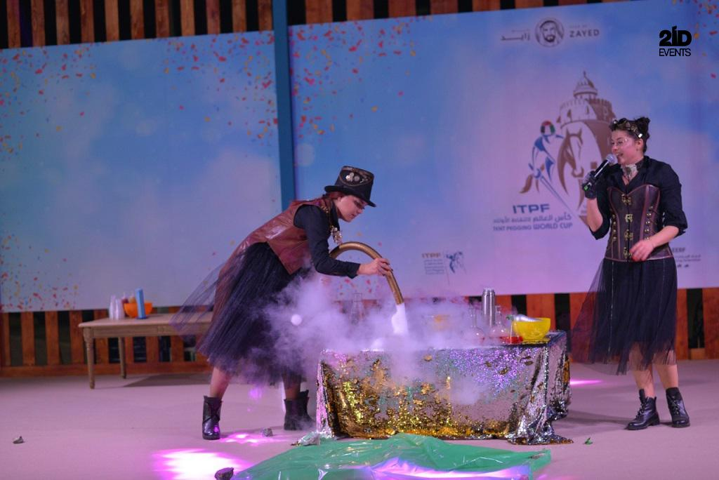 28 - ENTERTAINMENT FOR TENT PEGGING CHAMPIONSHIP 2018