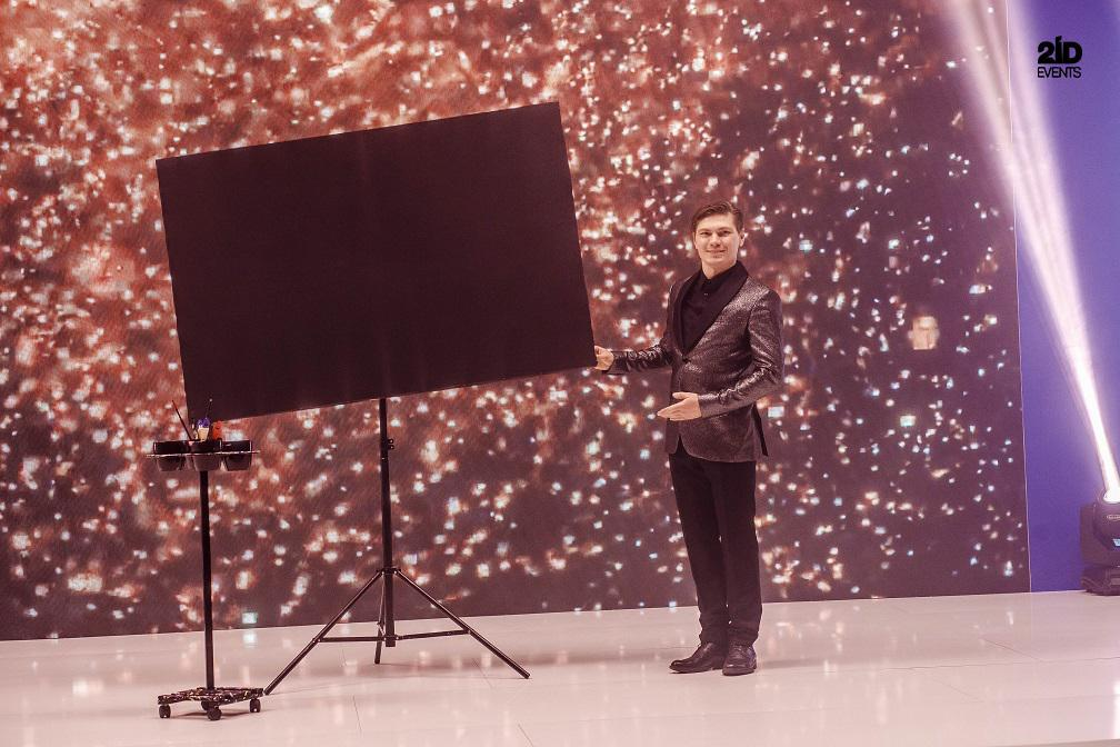 ENTERTAINMENT FOR EMIRATES STEEL CORPORATE EVENT