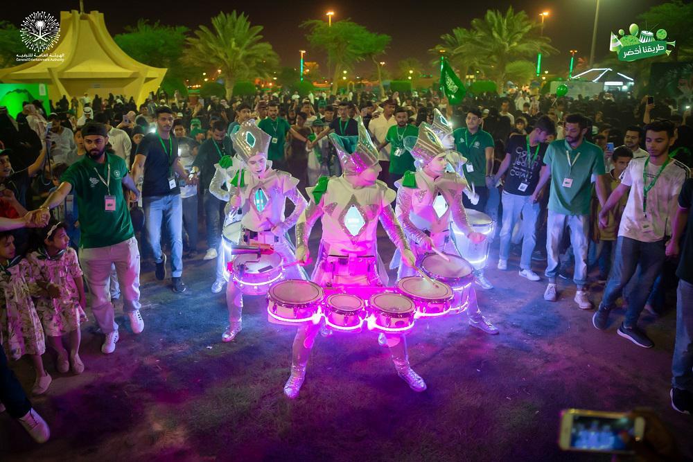 13 - KSA NATIONAL DAY CELEBRATION - QASSIM