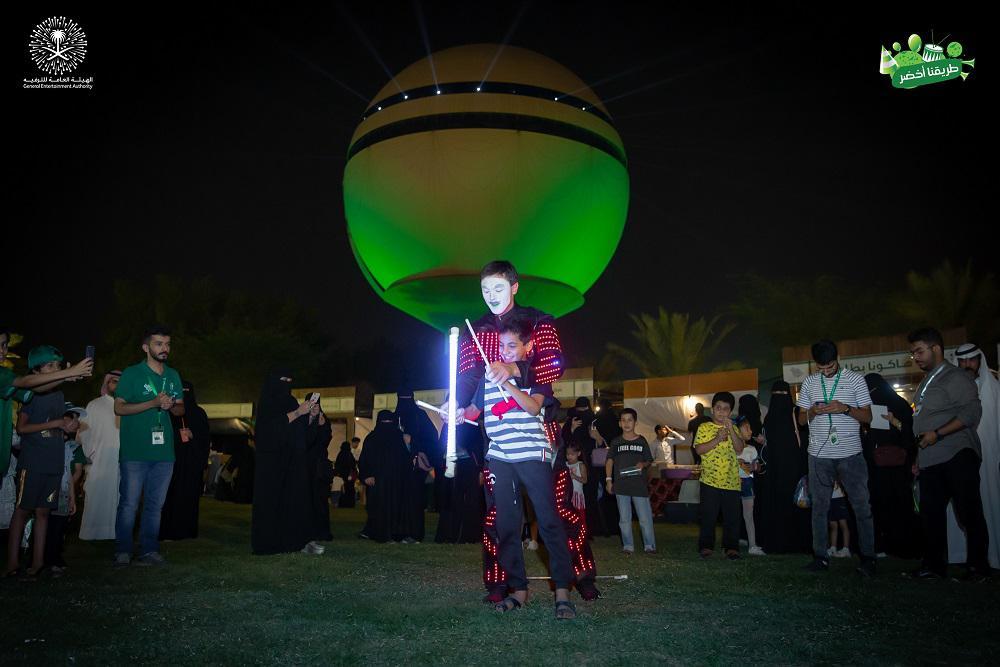17 - KSA NATIONAL DAY CELEBRATION - QASSIM
