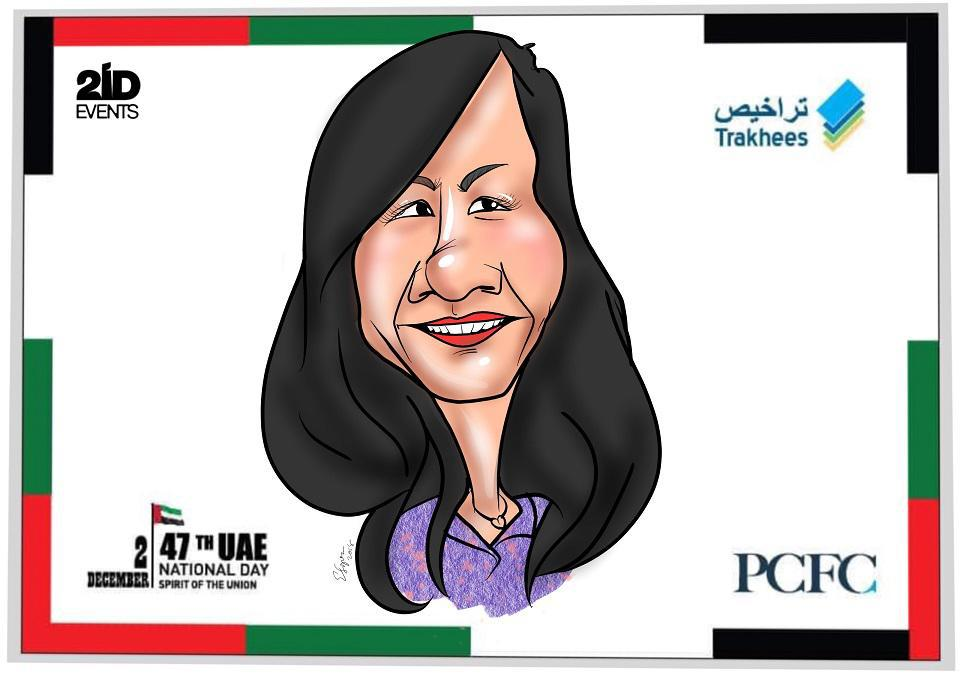 DIGITAL CARICATURIST FOR CORPORATE EVENT