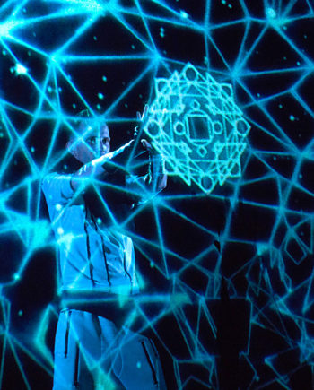 HOLOGRAM SHOW IN THE UAE