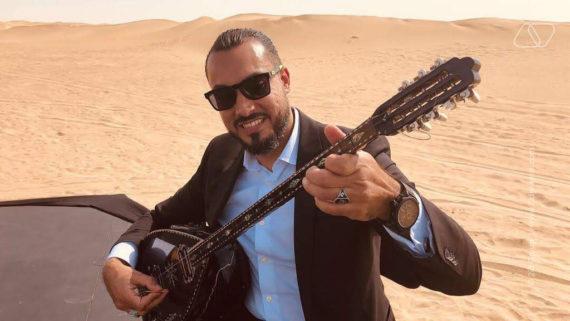BOUZOUKI PERFORMER IN DUBAI