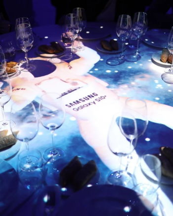 3D MAPPING DINNER SHOW IN DUBAI
