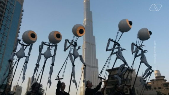 HI-TECH EYE CHARACTERS IN DUBAI