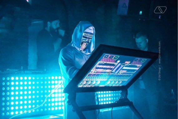 DJ REVOLIUM IN DUBAI