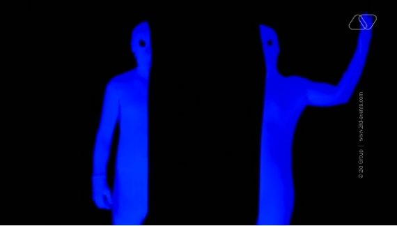 HALVES UV SHOW IN DUBAI