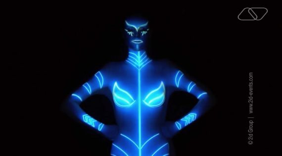 FULL BODY MAPPING IN DUBAI